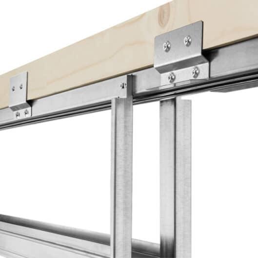 Image: a product image of an 800 x 529 pocket door horizontal.